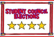Student Council Election Clip Art