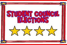 Student Council Election Clip Art