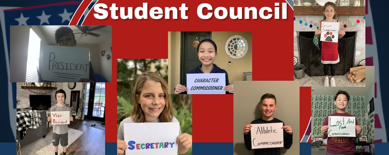 Student Council Spring 2021